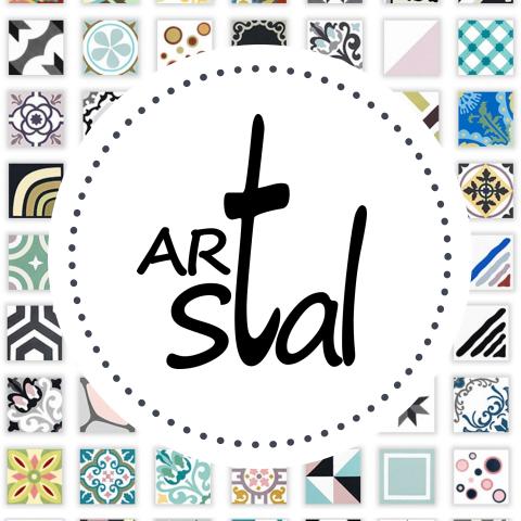 Logo Arstal, boutique de créateurs